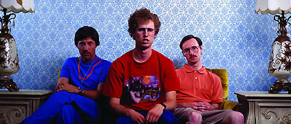 "8. ""Did you know Napoleon Dynamite was filmed there?"""