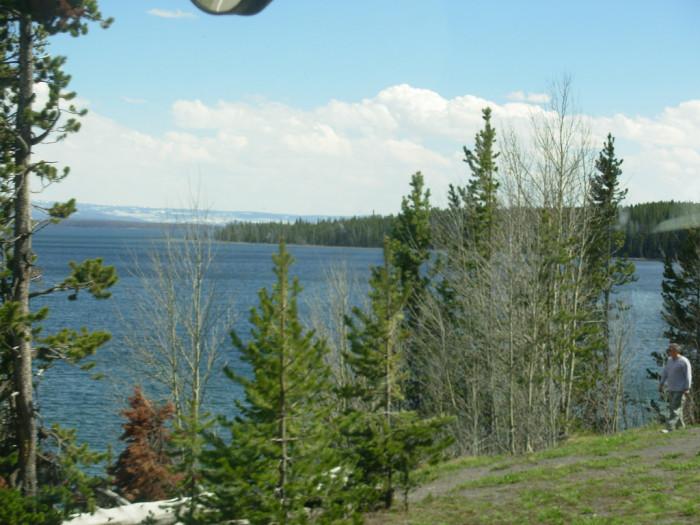 1. Yellowstone Lake