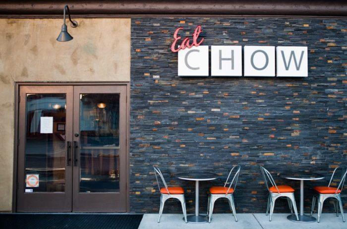 1. Eat Chow -- Newport Beach and Costa Mesa