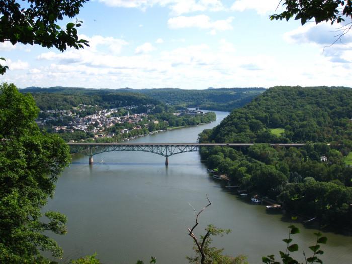 6. Allegheny River