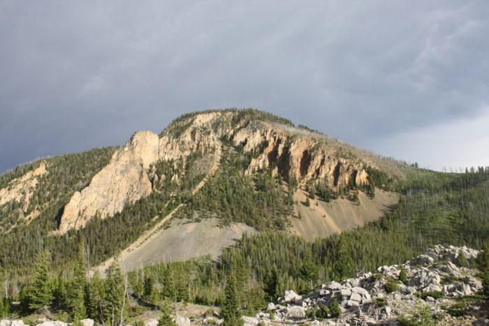 4. Bunsen Peak