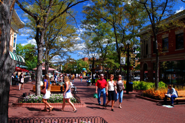 7 colorado cities that made the top 100 best places to for Prettiest places to live in the us