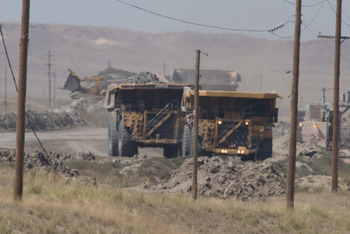 12. Wyoming has the biggest coal mine in the nation.