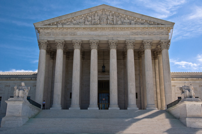 7. Some landmark Supreme Court case decisions originated in Arizona's local courts.