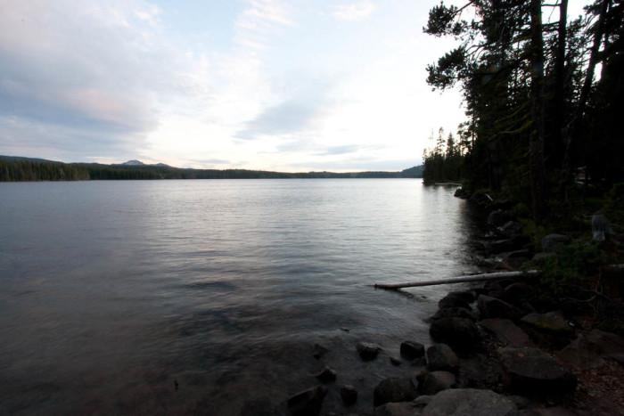 8. Summit Lake