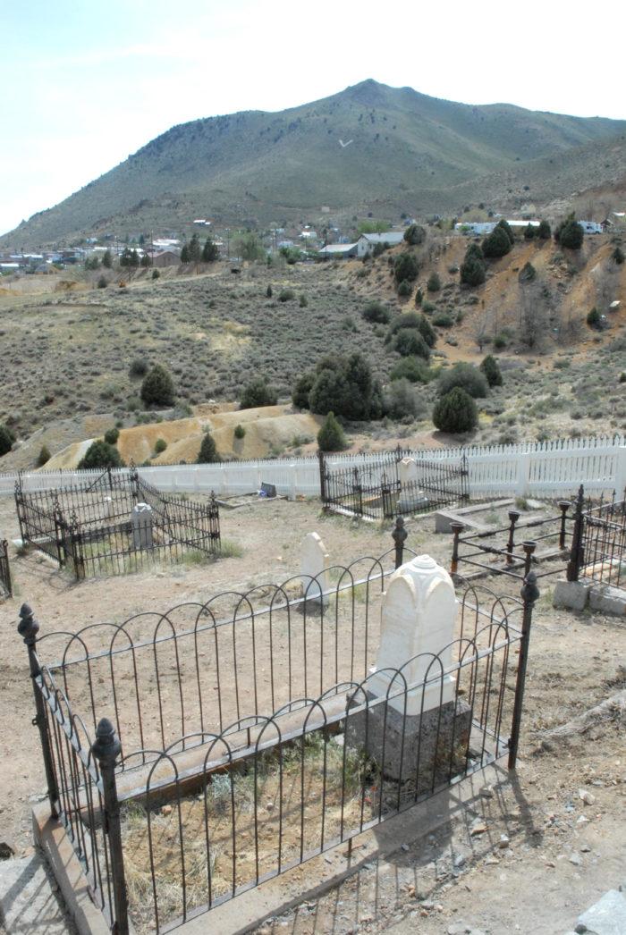 4. Silver Terrace Cemetery