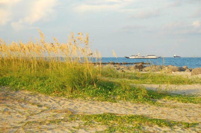 1. Dauphin Island