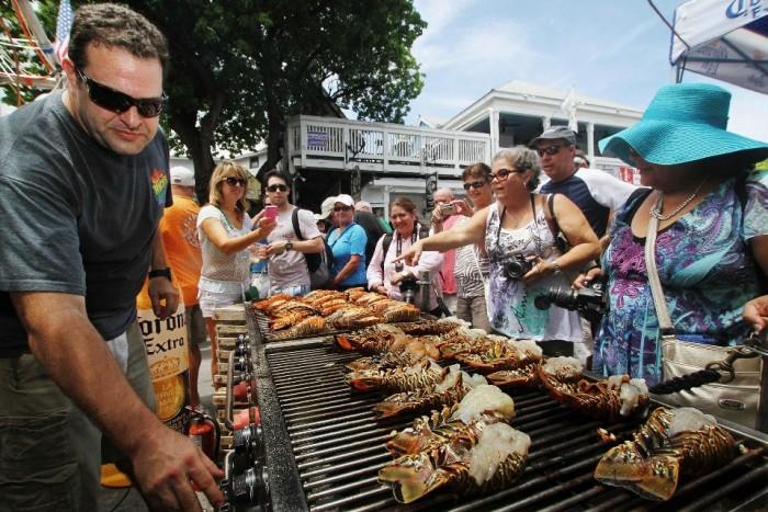 3. Key West Lobsterfest