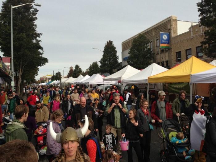 4. West Seattle Farmer's Market