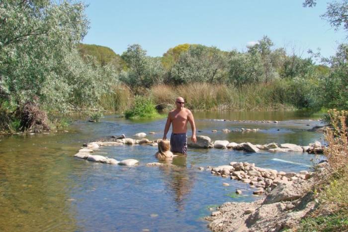 5. Saratoga Natural Hot Springs