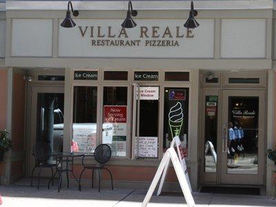 3. Villa Reale Pizzeria and Restaurante