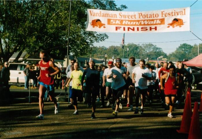 3. Sweet Potato Festival, Vardaman