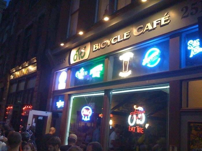 4. OTB Bicycle Cafe