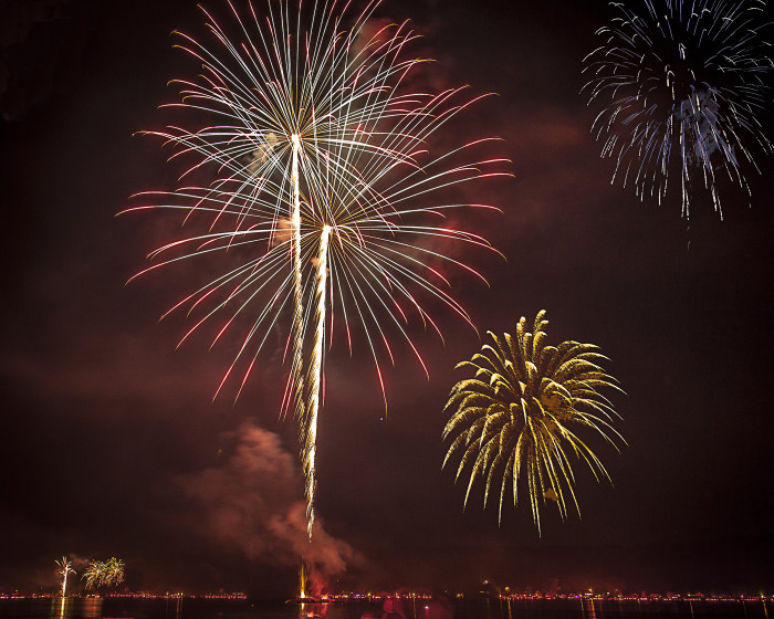 """4. Annual Independence Day """"Ring of Fire."""""""