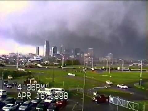2. 1998's April  Downtown Tornado
