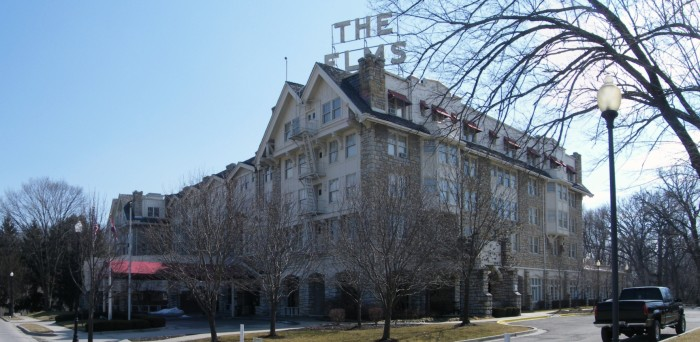 5. The Elms Hotel
