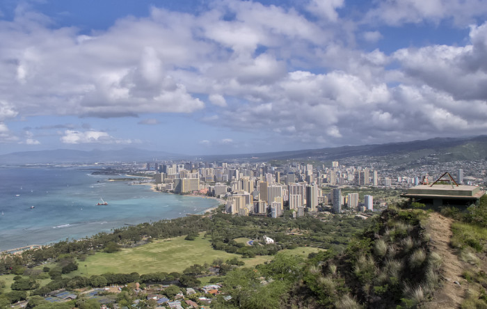4. According to the Hawaii state constitution, any island not named as belonging to a county belongs to Honolulu.
