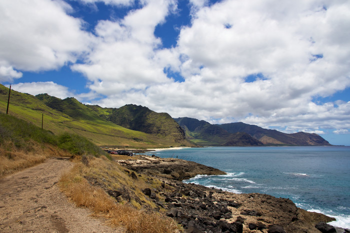 4. Road to Kaena Point