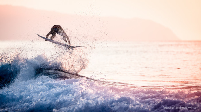 4. The waves are incredible – and make for some of the best surfing and body boarding you could find anywhere.