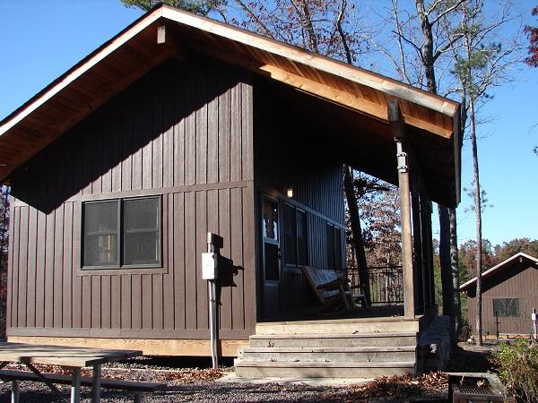 4.Camper Cabins at Johnson's Shut-Ins State Park