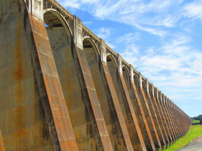 4. Pensacola Dam Tour, Langley.