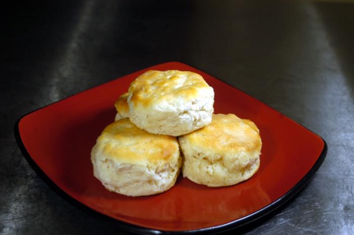 5. Buttermilk Biscuits