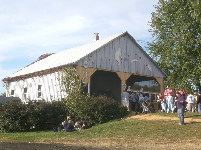 7. Field trips almost always involved a farm.