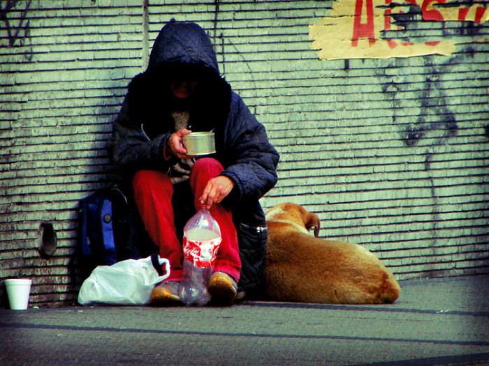 3. Poverty levels are low.