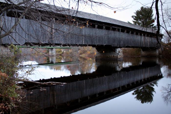 7. Porter-Parsonfield Bridge, Porter/Parsonfield