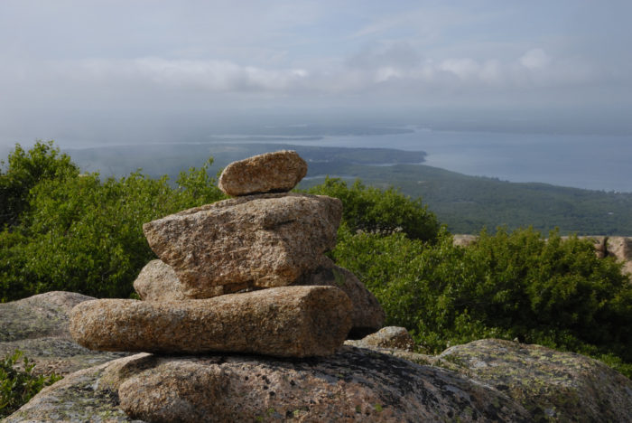 5. Acadia National Park went by other names first.