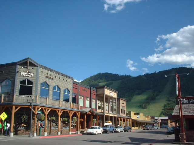 8. They think Jackson Hole is the best part of Wyoming.