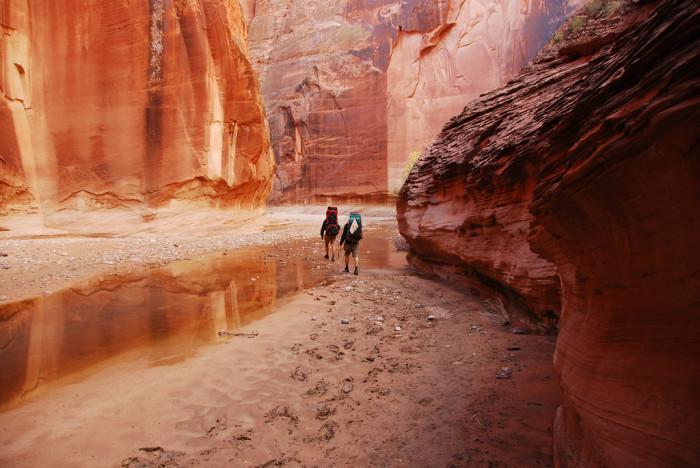 7. Paria River Canyon, Utah & Arizona