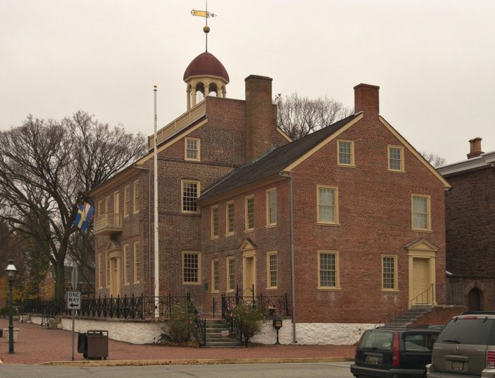 Who Is William Penn >> 16 Historic Landmarks to Visit in Delaware
