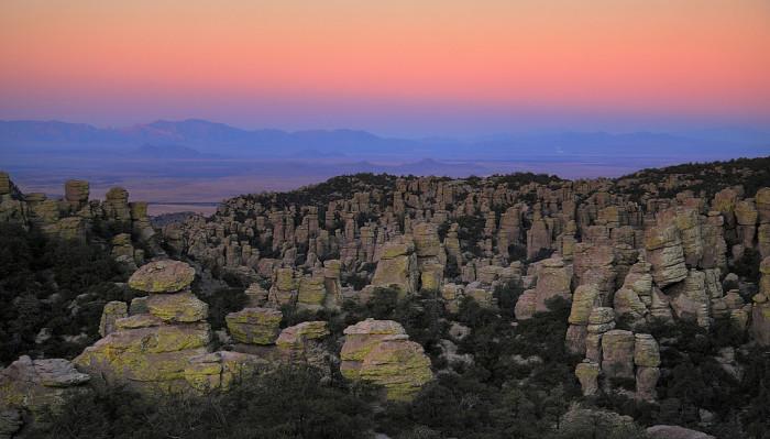 3. Chiricahua National Monument