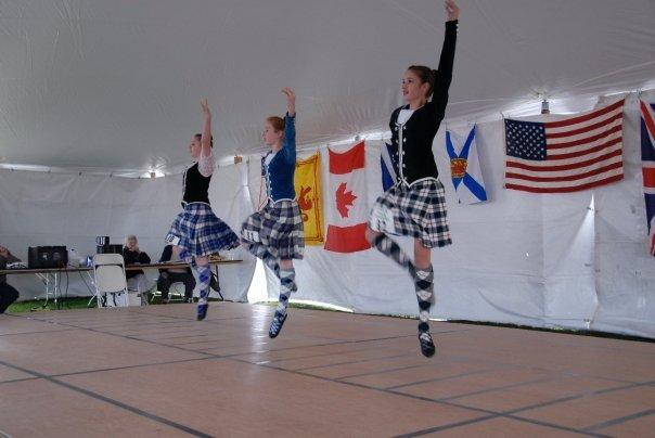 1. Long's Peak Scottish-Irish Highland Festival (Estes Park)