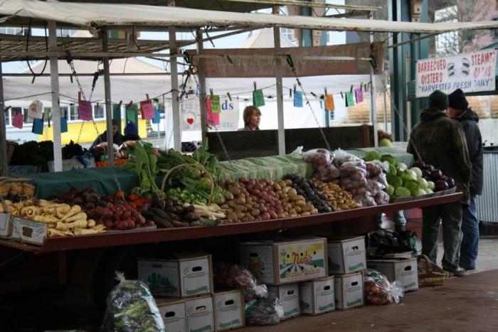 10. Port Angeles Farmers Market
