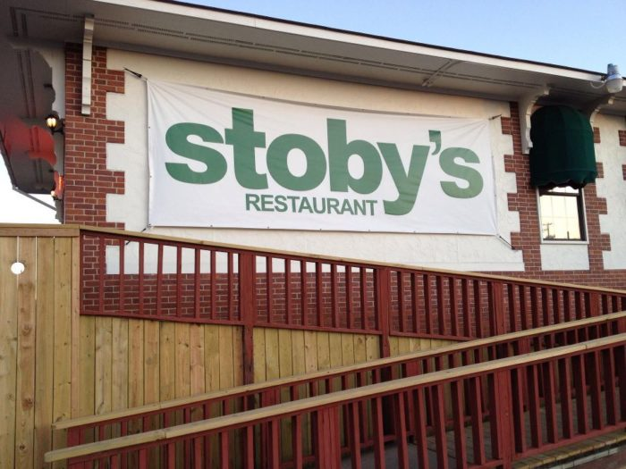 You can find the exact heaven pictured above at Stoby's in Russellville, 405 West Parkway Drive.