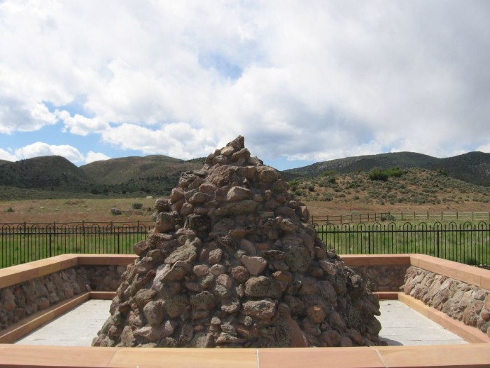 9. Mountain Meadows Massacre Site