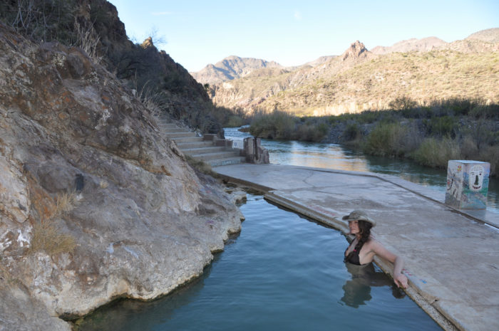 5 Arizona Hot Springs