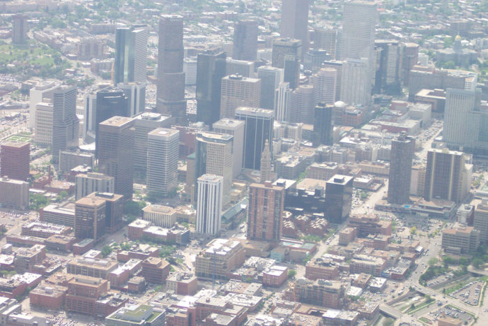 6. Downtown Denver, 2006.