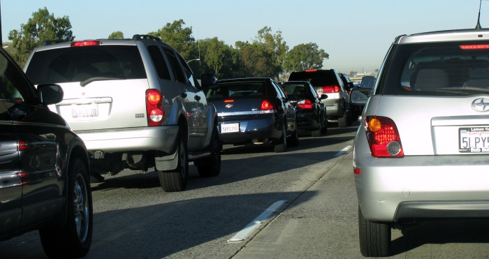 7. It takes a strong will to sit in miles of city traffic.
