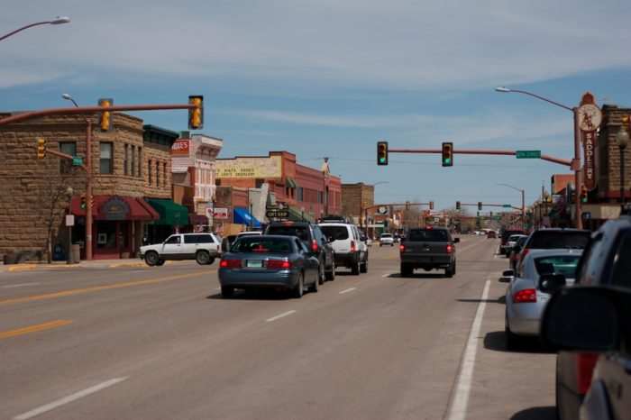 10. Wyoming is full of small town charm, values, and character. It doesn't get much better than that.