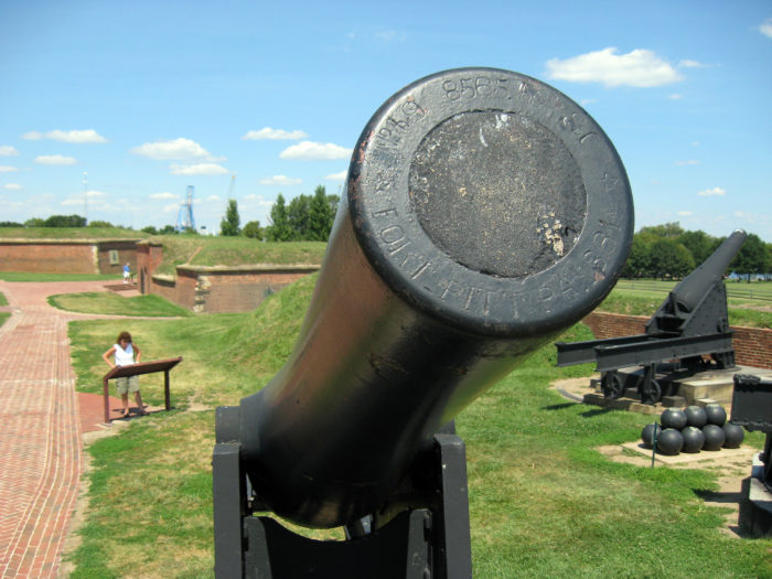 2. Fort McHenry, Baltimore