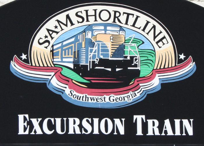 3. SAM Shortline Excursion Train— 105 East 9th Ave. Cordele, Georgia 31015