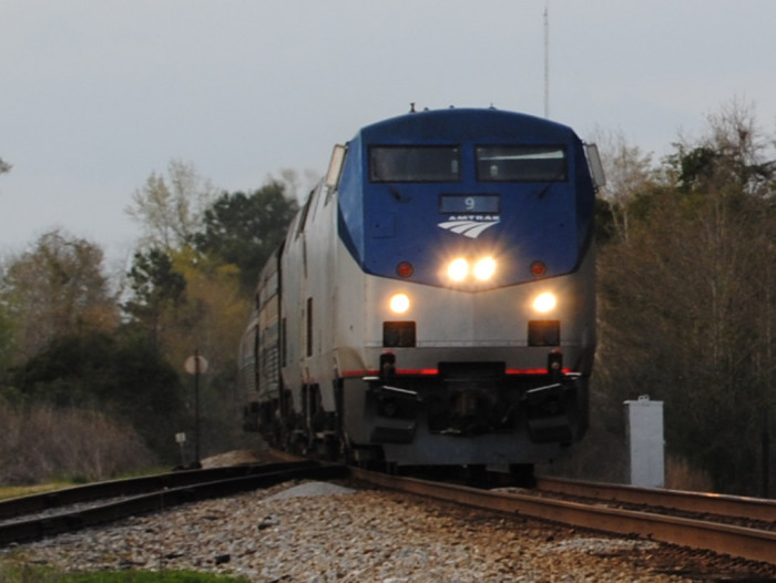 7. The Amtrak Crescent