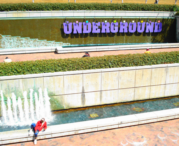5. Underground Atlanta