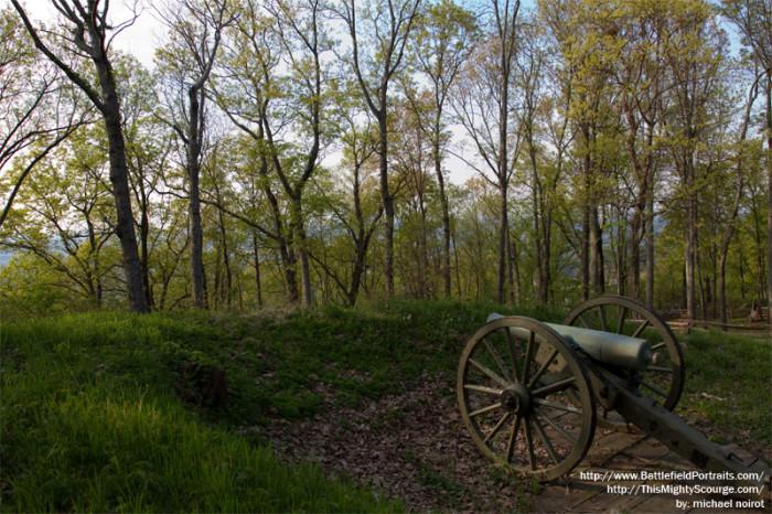 10. Kennesaw Mountain National Battlefield Park