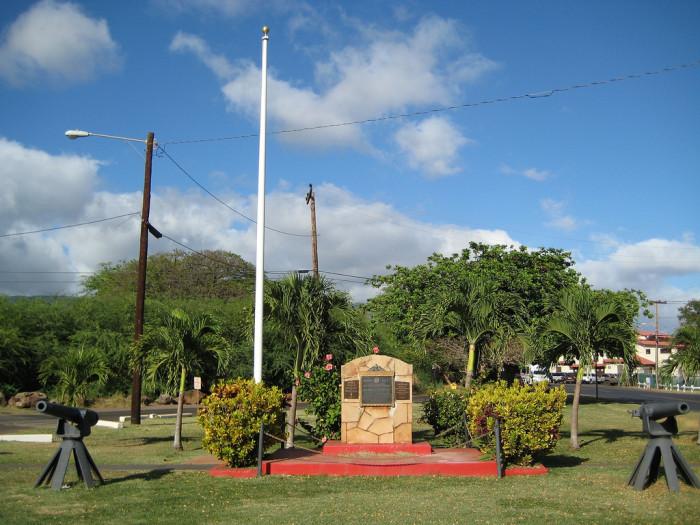 2. Kaunakakai, Hawaii