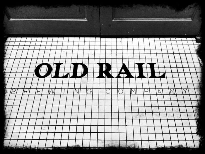 3) Old Rail Brewing Company