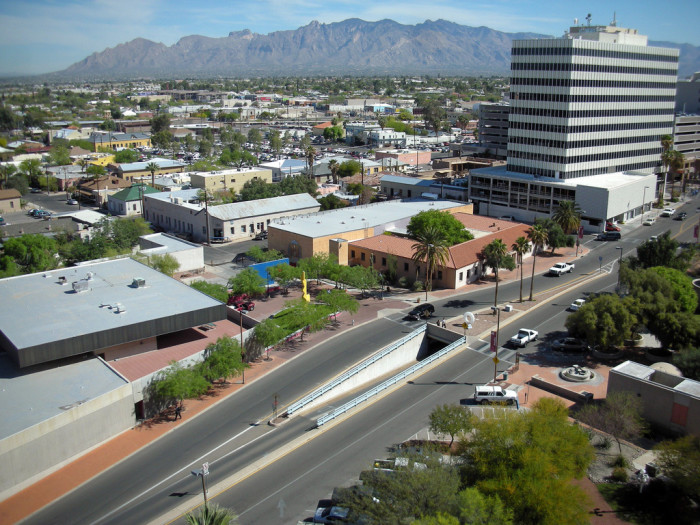 3. Tucson, 1775